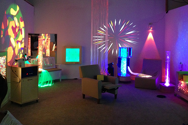 Mulit-sensory environment in Pewaukee