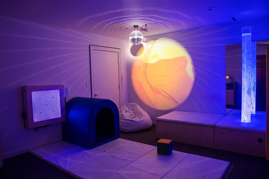 Sensory Club Room 1